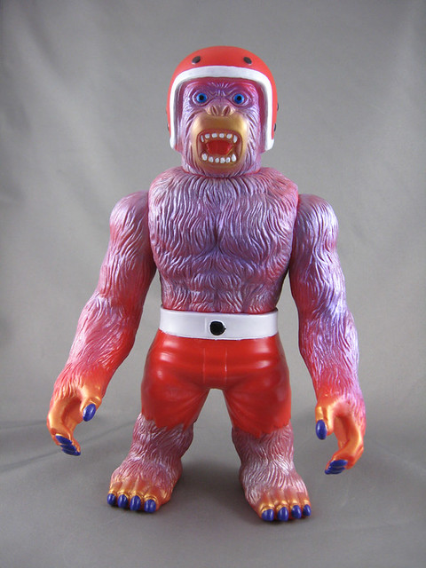 Ichibanbosh Monkey Man Grumble Toy Exclusives
