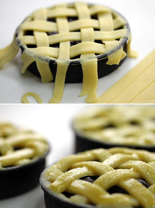 Citron Blueberry Pie Recipe