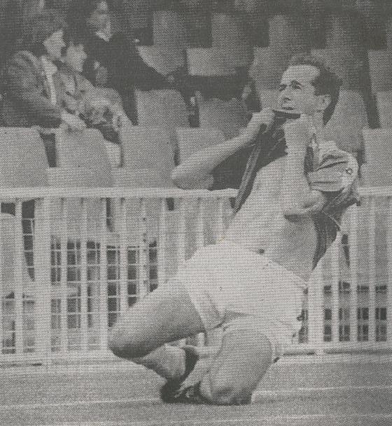 1993/94: Barcelona B 0 – Toledo 1
