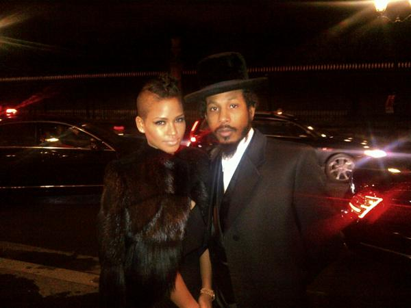 Cassie-and-Shyne-head-to-dinner