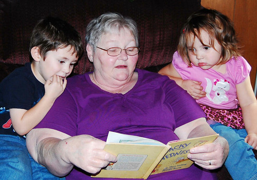 Read Together as a Family (75/365)