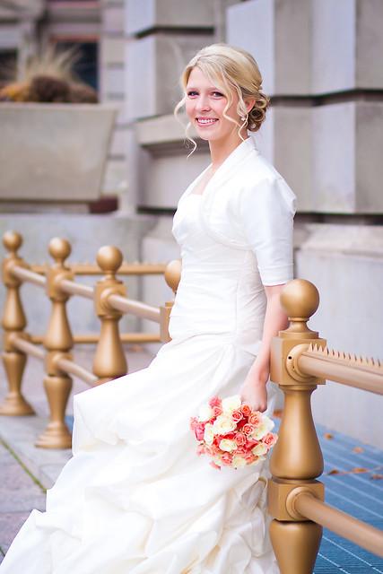Megan Larsen Bridal Edits