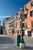 Quiet Venetian Street