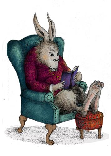 harold reading