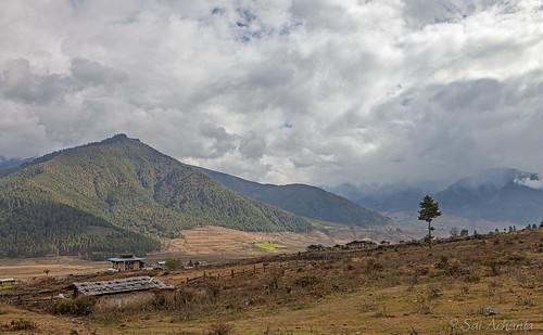 landscape bhutan gangte 24105mm gangtevalley 5dmarkii
