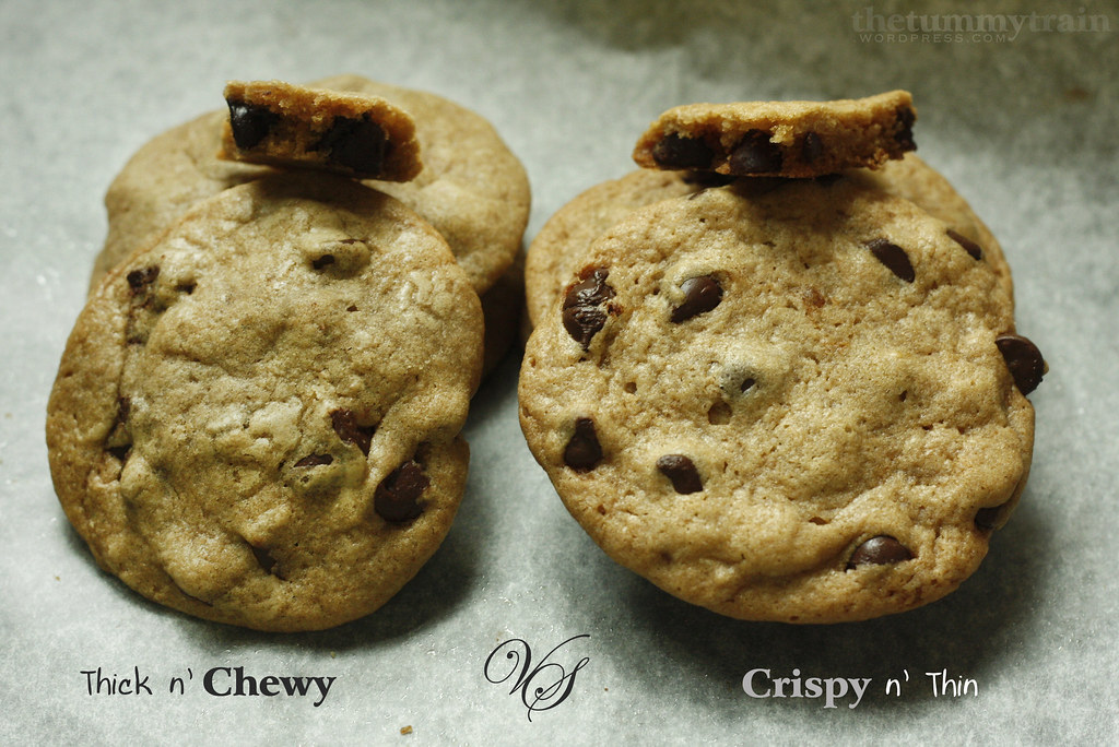 Choco Chip Cookie- which is you favourite?