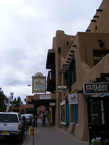 Santa Fe suffering from Pueblification