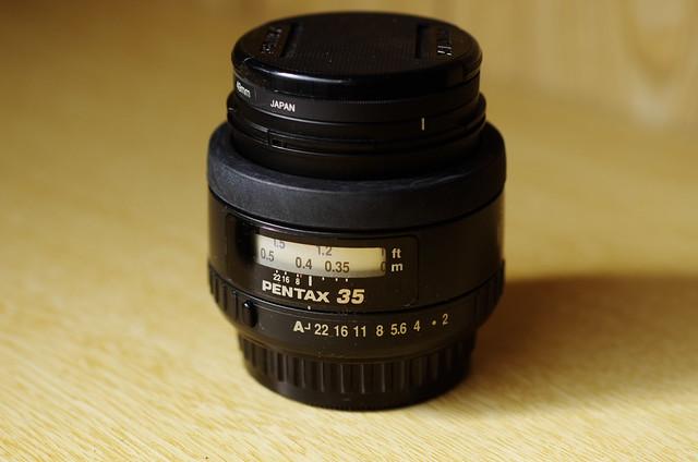 PENTAX FA35mm F2AL
