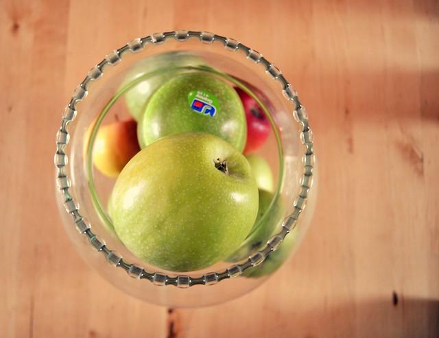 las pommes de Andrea