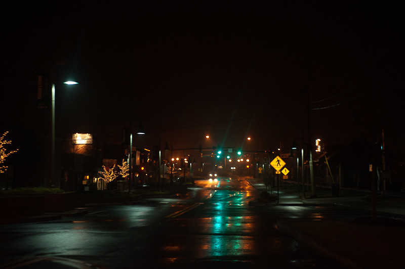 Street to Night