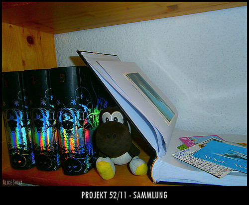 Projekt 52/11 - Sammlung