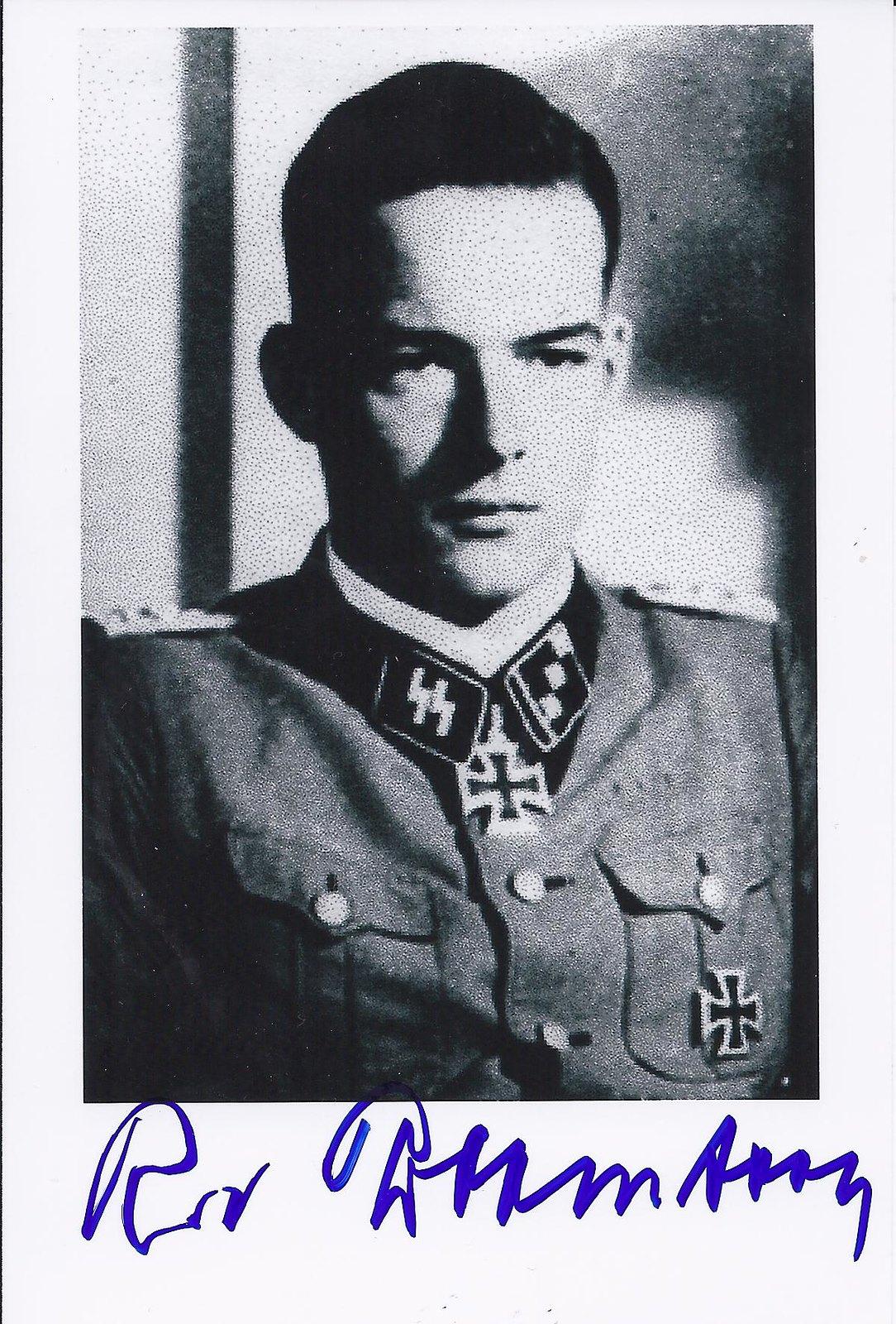 Panzer Ace Rudolf von Ribbentrop | Flickr - Photo Sharing!  Panzer Ace Rudo...
