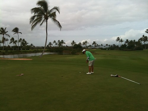 Hawaii Prince Golf Club 432