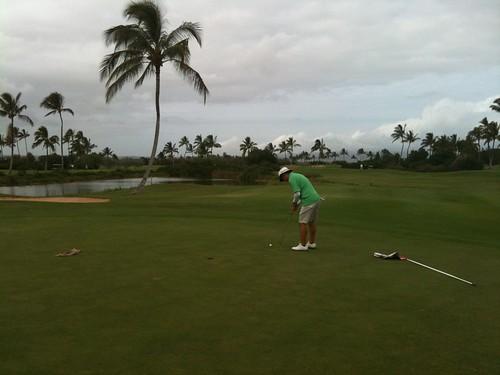 Hawaii Prince Golf Club 432