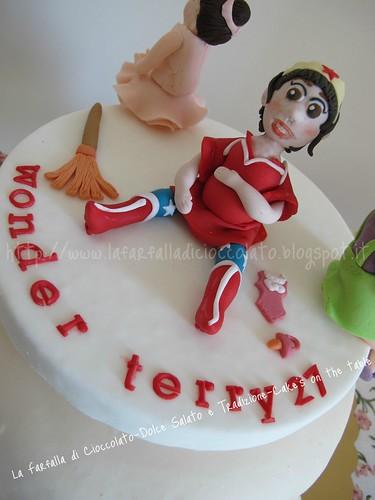 Wonder Terry Cake