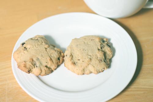 Rosemary & Date Cookies