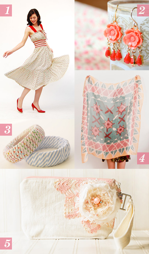 Etsy favourites : spring cheer | Emma Lamb