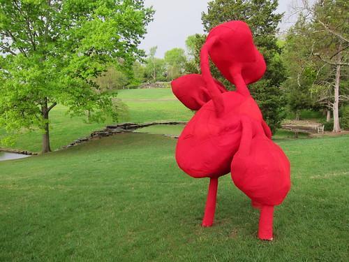 Homo Arboretum by Mathilde Roussel