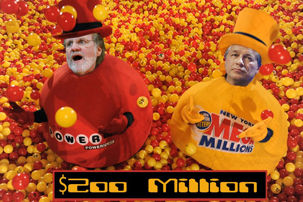 MEGA MILLIONS UPDATE