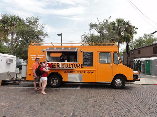 Burger Culture food truck