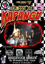 Kapanga en Lima en Discoteca Barza