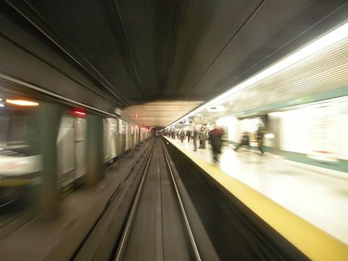 Bloor Station
