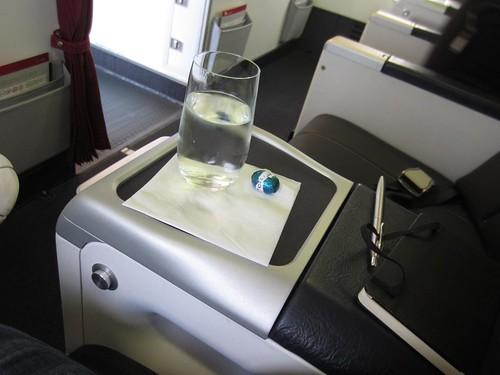 Pre Departure Beverage