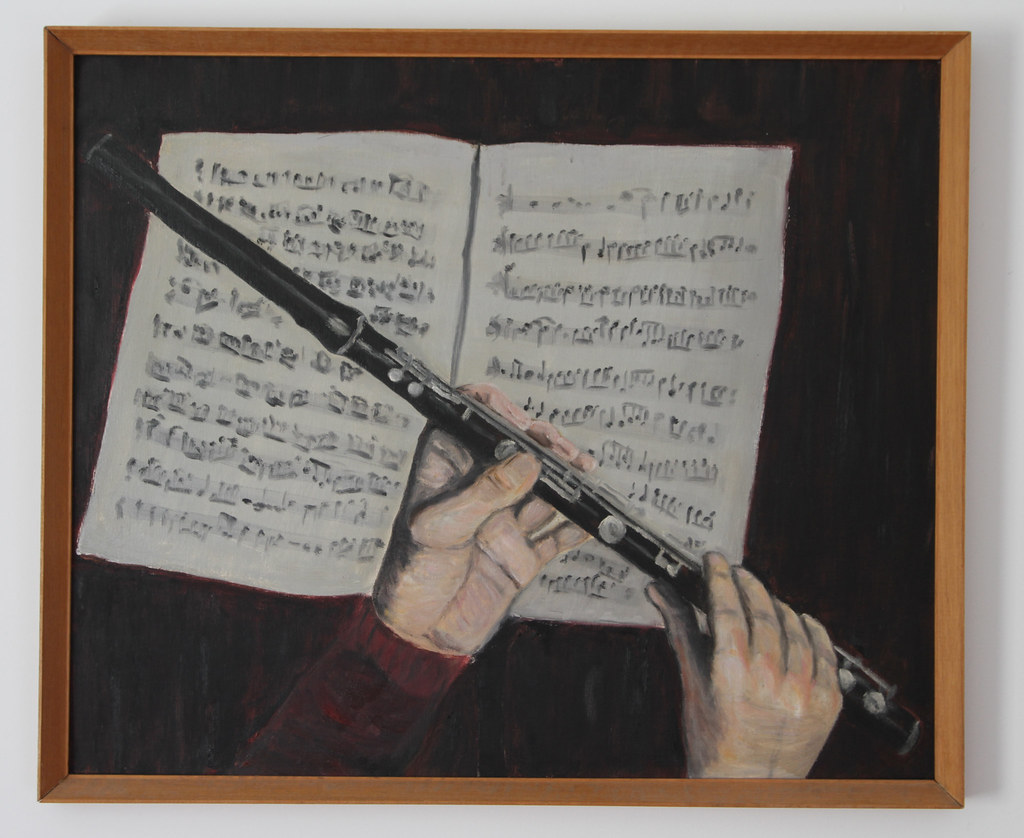 Self with Flute