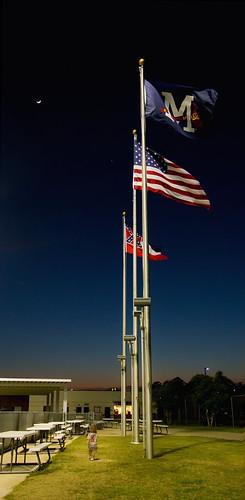 baseball flags radley mississippibraves pearlmississippi trustmarkpark