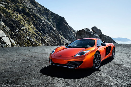 McLaren MP4-12C for Speedhunters