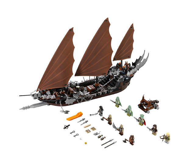 LEGO The Lord of the Rings 79008 - Pirate Ship Ambush
