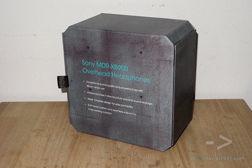 Sony MDR-XB900