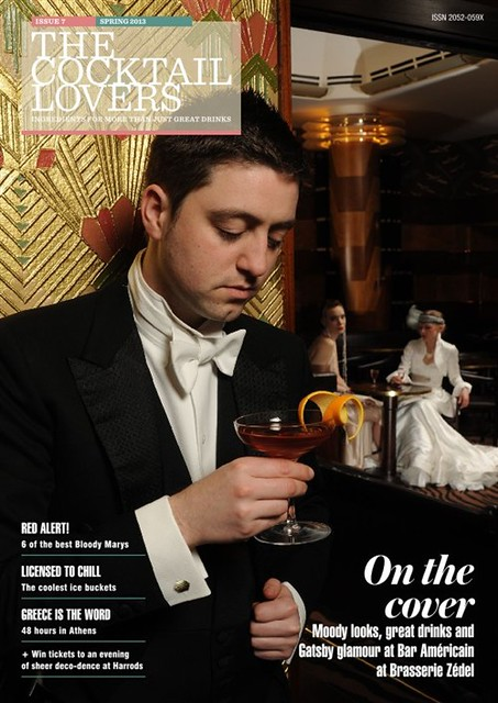 The Cocktail Lovers Magazine Issue 7