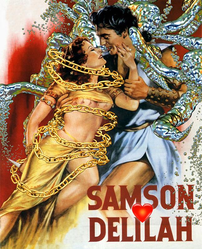 Samson Loves Delilah