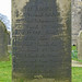Small photo of Wain family grave at Addingham