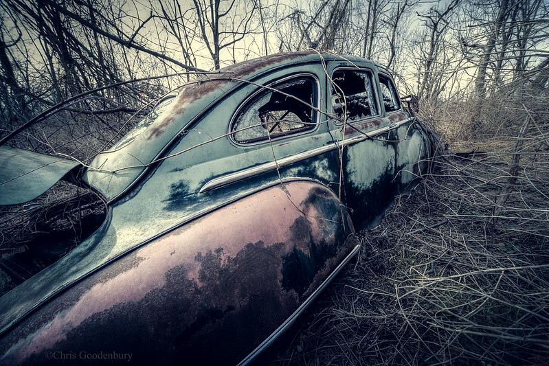 An Everlasting Exile | Classic Car Graveyard