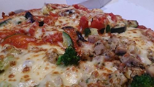 ひさびさピザ