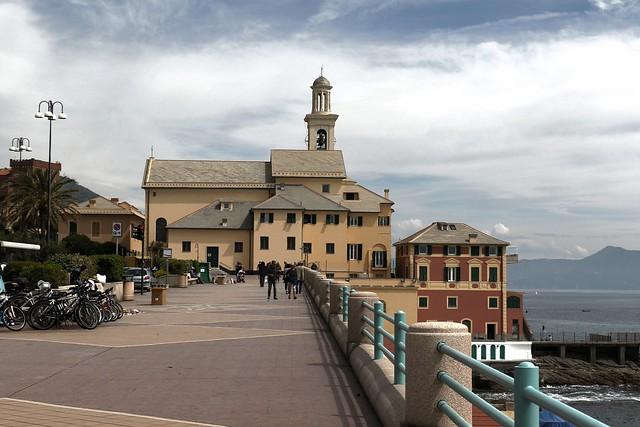 chiesa di Sant'Antonio di Padova - Boccadasse - Genova