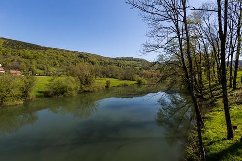 Doubs Tal