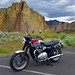 Riding Oregon on the T120