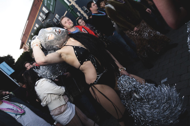 Mardi Gras in SF