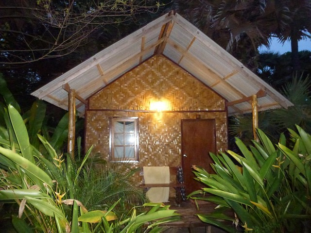 Our accommodation on Koh Lanta