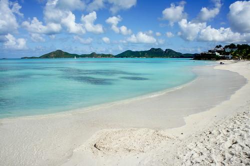 Ffryes Beach, Antigua