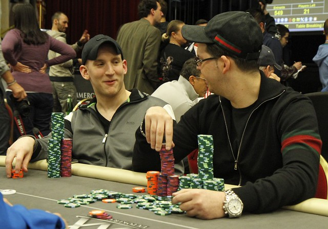 8564 Jason Somerville and Noah Schwartz