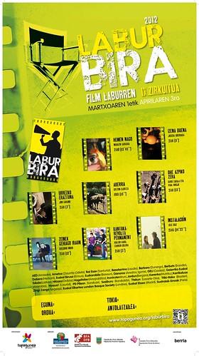 LABURBIRA 2012 KARTELA