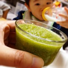 朝ジュース(2012/2/9)