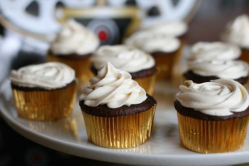 Chocolate Cupcake ICBINB