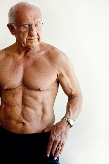 Jeffry Life: Forma Física Invejável.. aos 72 Anos!