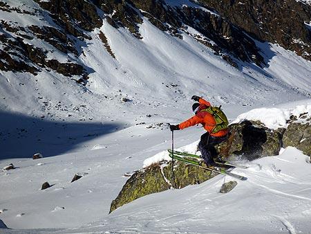 Esquiador en Vallnord