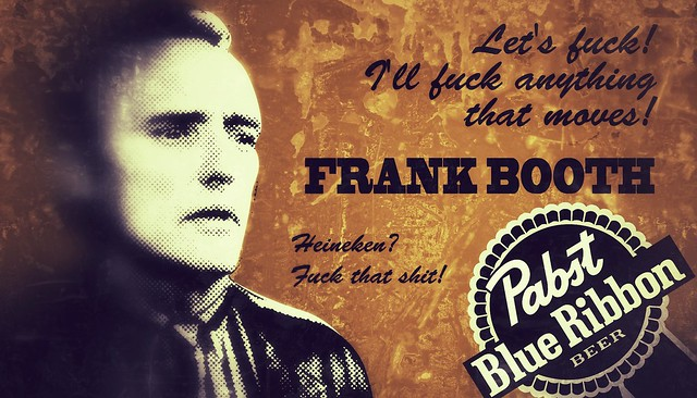 Frank Booth Business Card